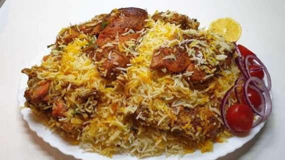 Tandoori Chicken Biryani Recipe In Urdu