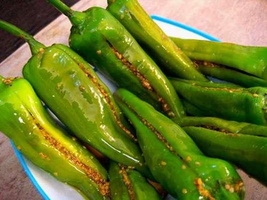 Green Chilli Pickle Recipe In Urdu