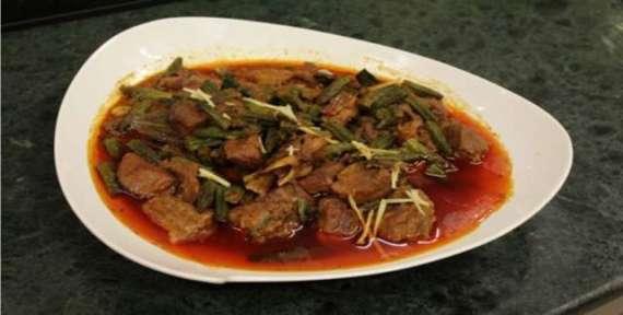 Bhindi Korma Gosht Recipe In Urdu