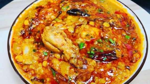 Mirch Masala Daal Chicken Recipe In Urdu