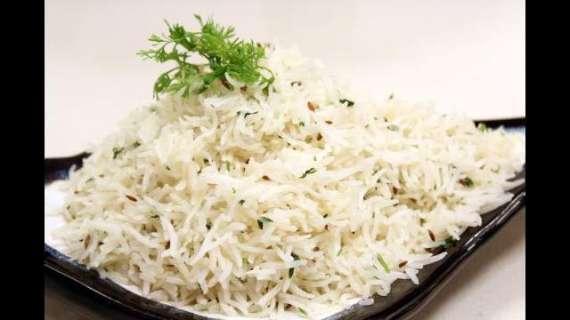 Zeera Chawal Recipe In Urdu