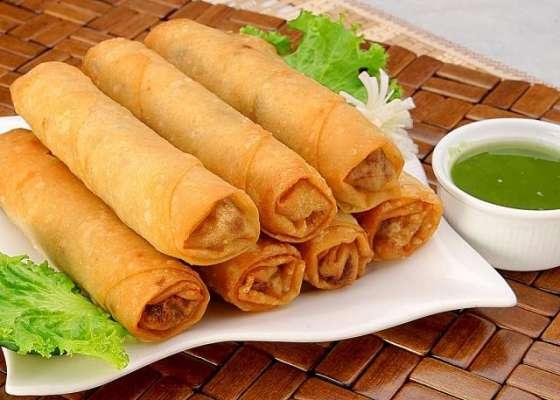 Prawns Stuffed Chicken Roll Recipe In Urdu