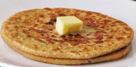 Aalo Wali Roti Recipe In Urdu