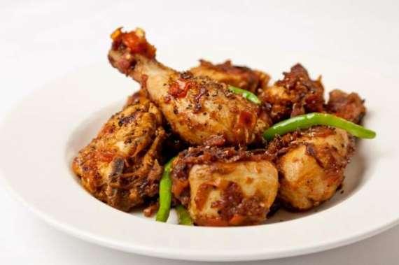 Pepper Chicken Recipe In Urdu