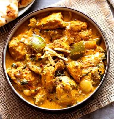 Patiala Chicken Recipe In Urdu