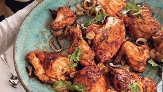 MASALAY DAR CHICKEN  Recipe In Urdu