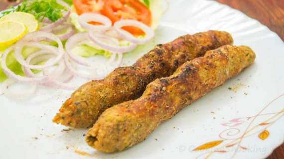Veg Sekh Kabab Recipe In Urdu