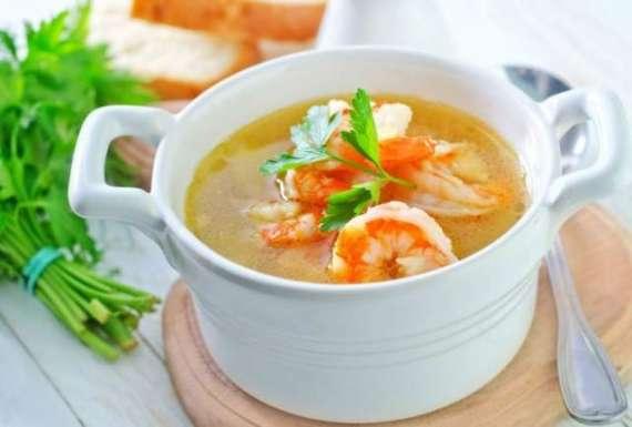 Prawn Soup Recipe In Urdu