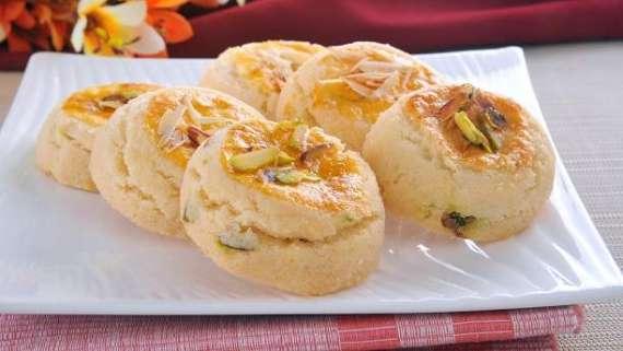 Nan Khatai Recipe In Urdu