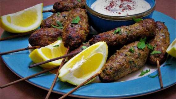 Lebanon Kebab Recipe In Urdu