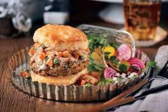 Chola Burger Recipe In Urdu