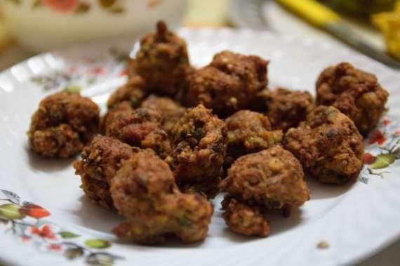Muttin Bread Pakora Recipe In Urdu