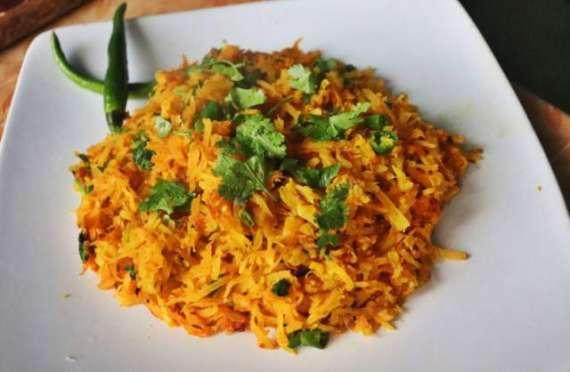 Mooli Ki Bhujia Recipe In Urdu