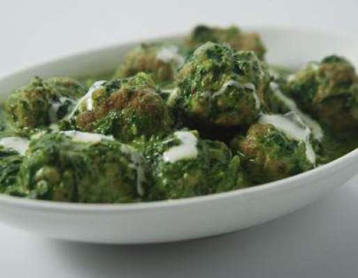 Saag Kofte Recipe In Urdu