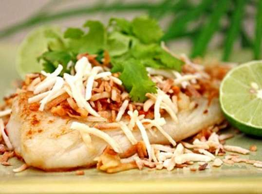 Coconut Fish Recipe In Urdu
