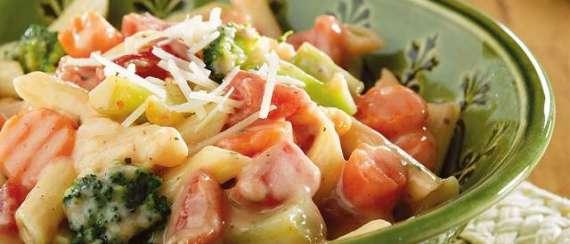 Creamy Vegetable Recipe In Urdu