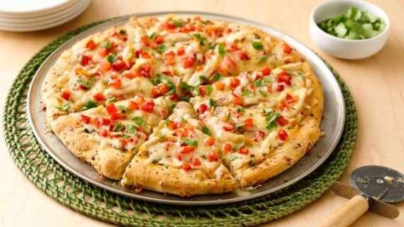 Chicken Pizza Recipe In Urdu