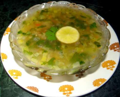 Limbu Dhaniya Ka Shorba Recipe In Urdu