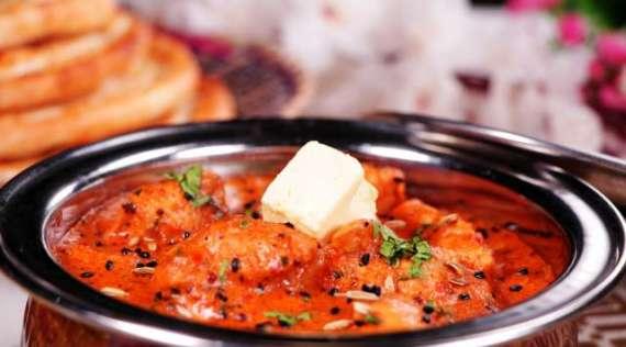 Chicken Madrasi Handi Recipe In Urdu