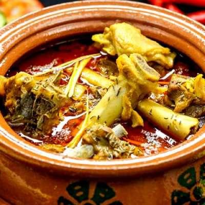 Handi Kunna Gosht Recipe In Urdu