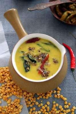 Daal Currey With Coconut Recipe In Urdu