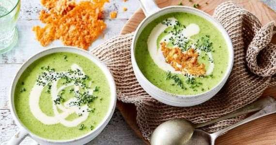 Broccoli Cream Soup Recipe In Urdu