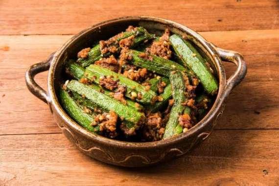 Bhari Hoi Bhindiya Recipe In Urdu