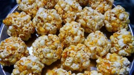 Popcorn Laddu Recipe In Urdu