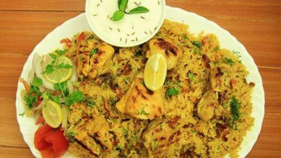 Chicken Tikka Pulao Recipe In Urdu