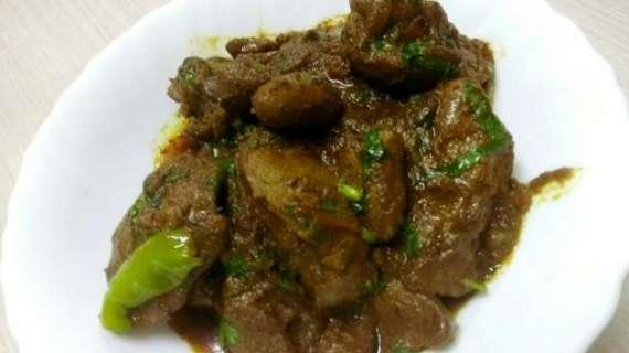 Chicken Liver Handi Recipe In Urdu