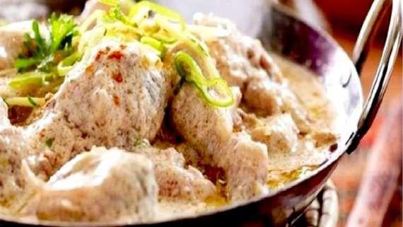 Chicken White Karahi Recipe In Urdu