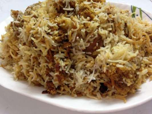 Dum Beef Biryani Recipe In Urdu