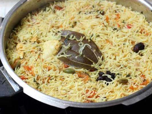 Tasty Bihari Pulao Recipe In Urdu