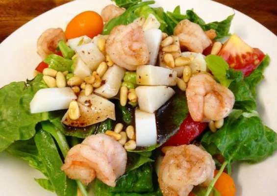 Bangkok Prawns Salad Recipe In Urdu