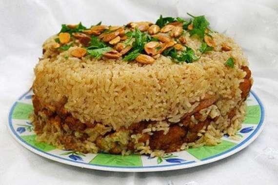Maklooba Recipe In Urdu