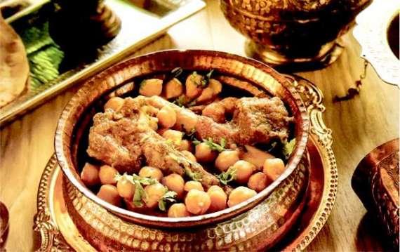 Mutton Cholay Recipe In Urdu