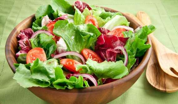 Classic Green Salad Recipe In Urdu