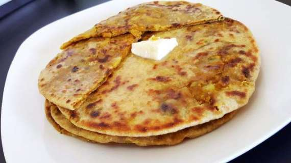 Aloo Gobi Paratha Recipe In Urdu