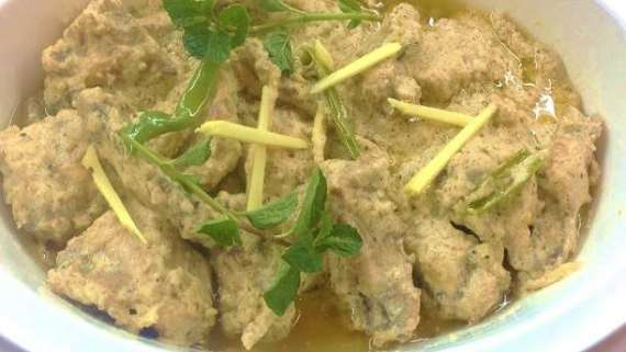 Chicken White Karahi Recipe In Urdu
