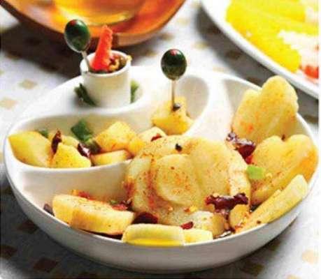 Chinese Potato Salad Recipe In Urdu