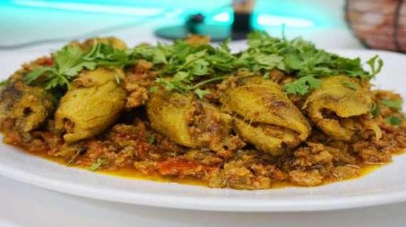 Karela Keema   Recipe In Urdu