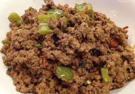 Ghotala Keema Recipe In Urdu