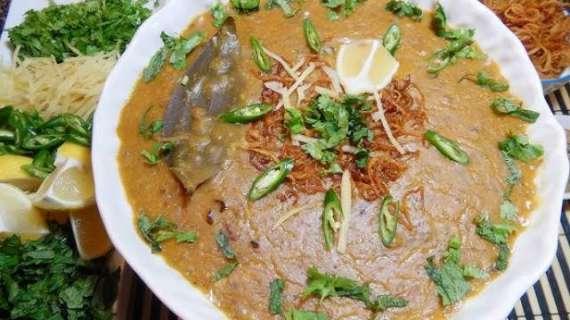 Shahi Haleem Khaas Recipe In Urdu