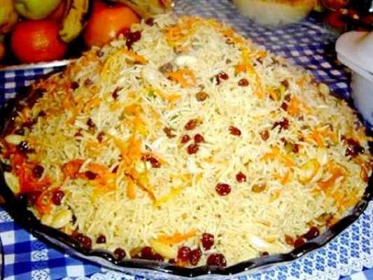 Turkish Pulao Recipe In Urdu