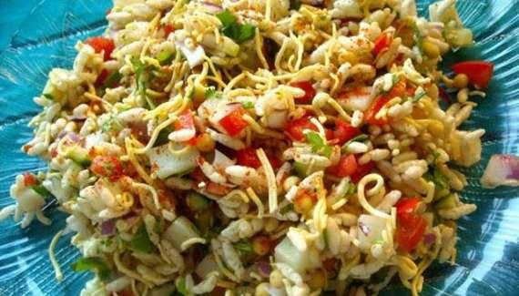 Bhelpuri Recipe In Urdu