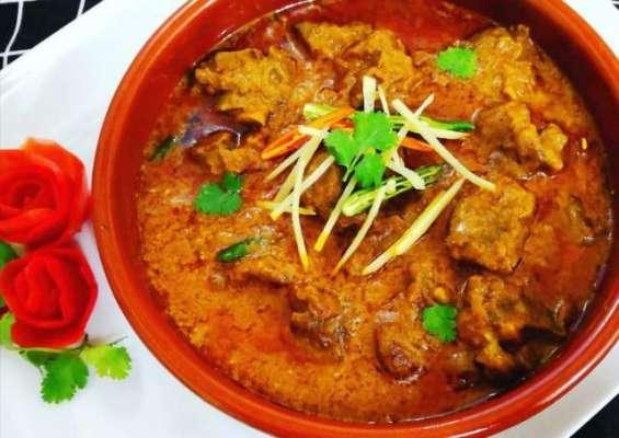 Hyderabadi Handi Gosht Recipe In Urdu