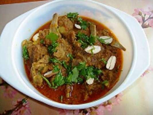 Mutton Nali Qorma Recipe In Urdu