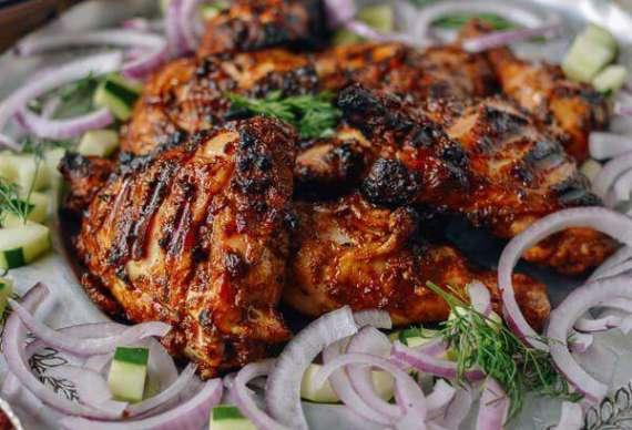 Tandoori Masala Chicken Recipe In Urdu