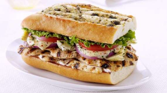 French Chicken Sandwich Recipe In Urdu