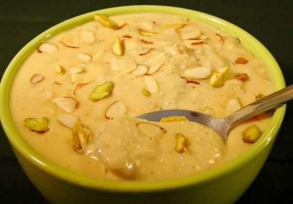 GulKandar Bari Kheer Recipe In Urdu
